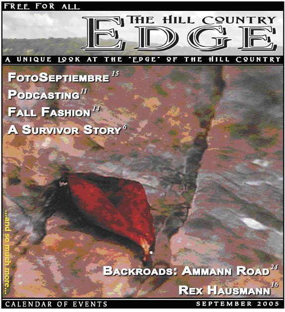 Hill Country Edge cover